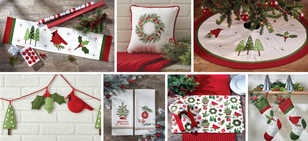Sarah Frederking - Beauty Shot Christmas Greenery