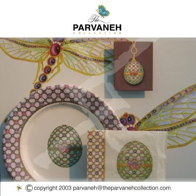 The Parvaneh Collection | Represented by Licensing Liaison